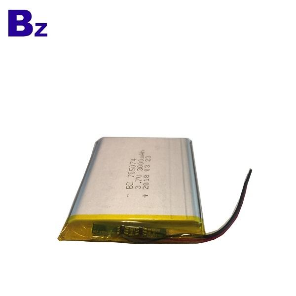 3.7V 鋰電池