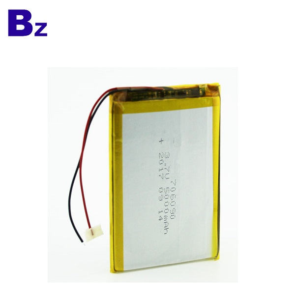 可充電鋰聚合物電池