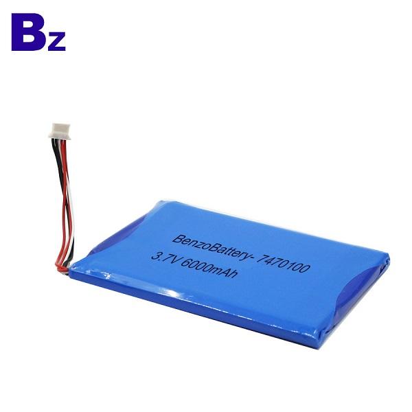 適用於醫療產品的鋰電池