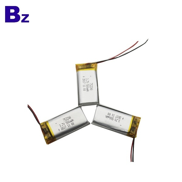 定制用於智能溫度計的鋰電池