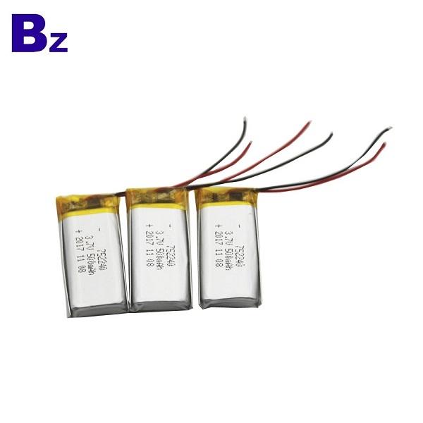 用於智能溫度計的鋰電池
