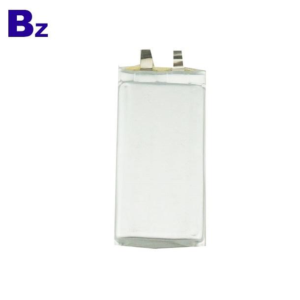 750mAh 3.7V鋰聚合物電池