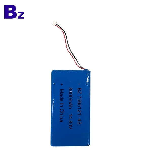 BZ 7565121-4S 14.8V 8000mAh 鋰電池組