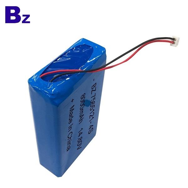 14.8V 8000mAh 鋰電池組