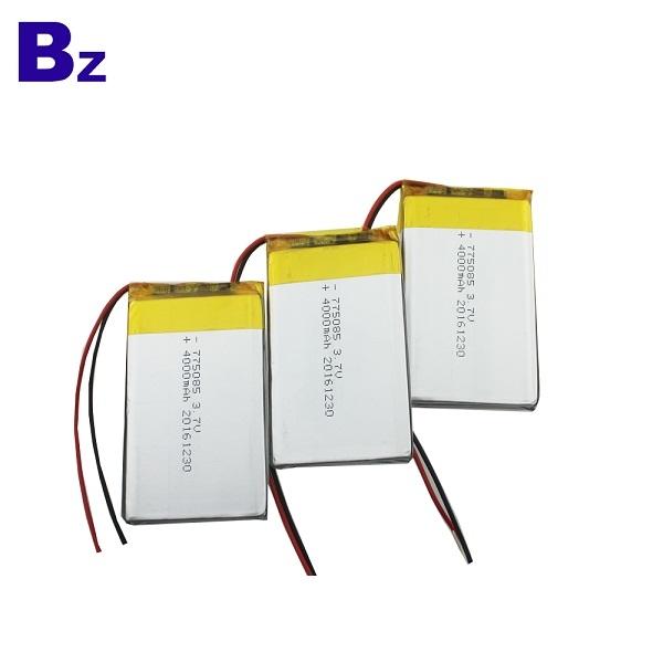 4000mah 3.7V 鋰電池