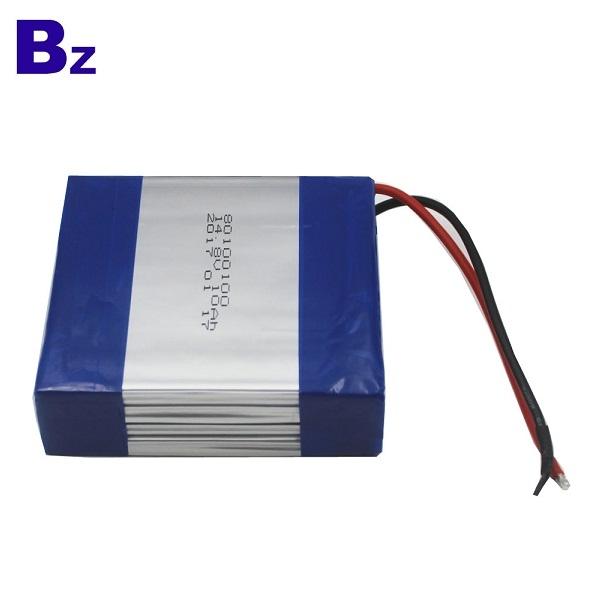 BZ 80100100-4S 14.8V 10AH 鋰電池組