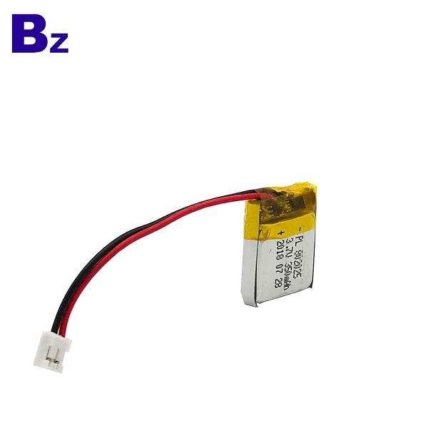 3.7V可充電鋰聚合物電池