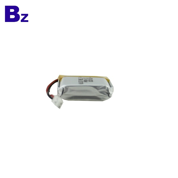 480mAh 3.7V 用於數碼產品的鋰電池