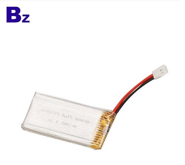 850mah 10C 3.7V RC鋰電池