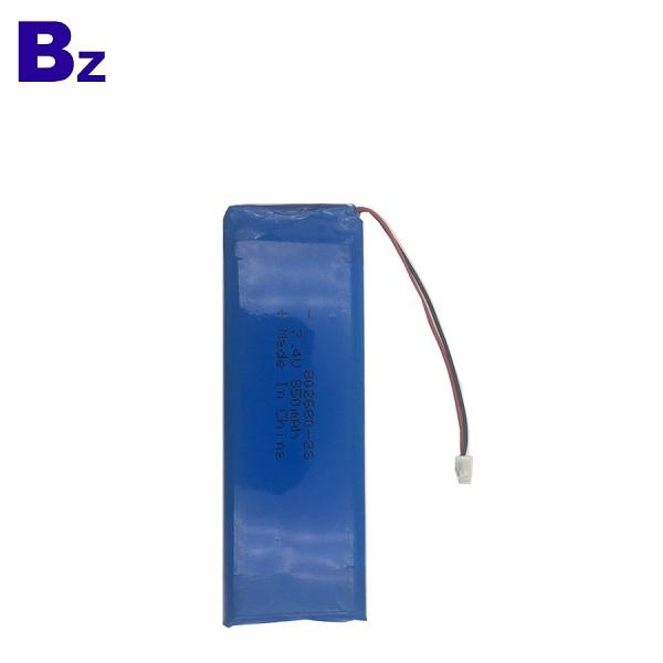7.4V 可充電 LiPo 電池組