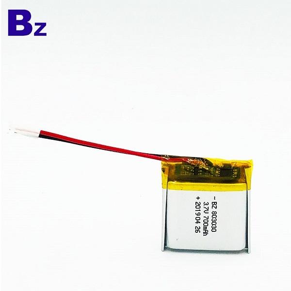 用於對講機的Lipo電池