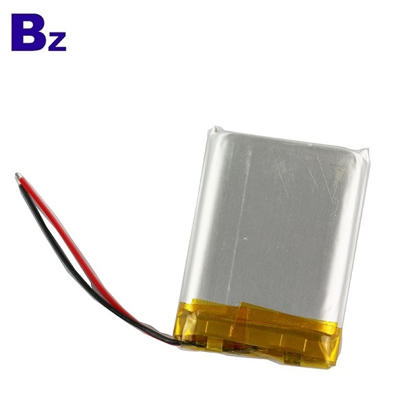 803040 900mAh 3.7V鋰電池