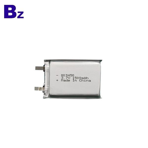 用於美容儀器的Lipo電池