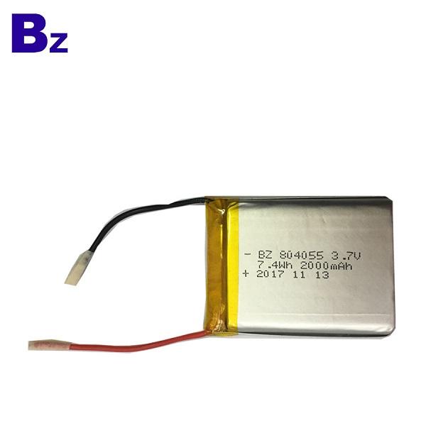 7.4V LiPo 電池