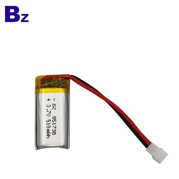 用於補水儀的Lipo電池