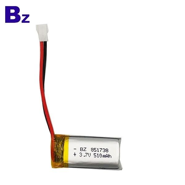 510mAh 鋰電池