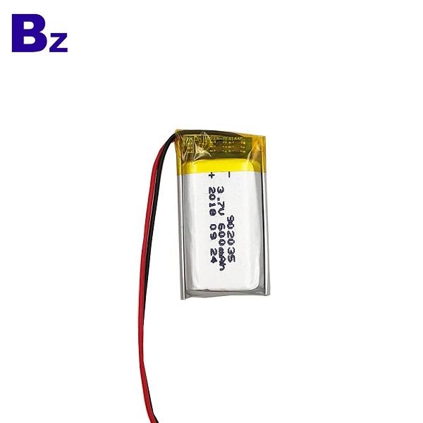 用於無線PC鍵盤的Lipo電池