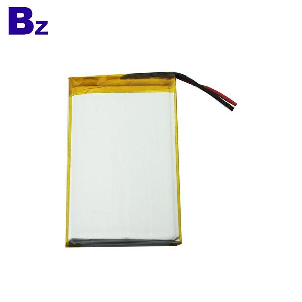3.7V 聚合物鋰離子電池