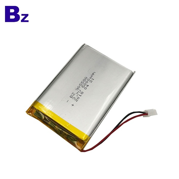 5000mah 聚合物鋰離子電池