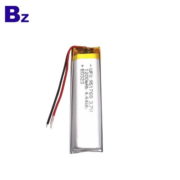 BZ 951768 3.7V 1200mAh 鋰離子電池