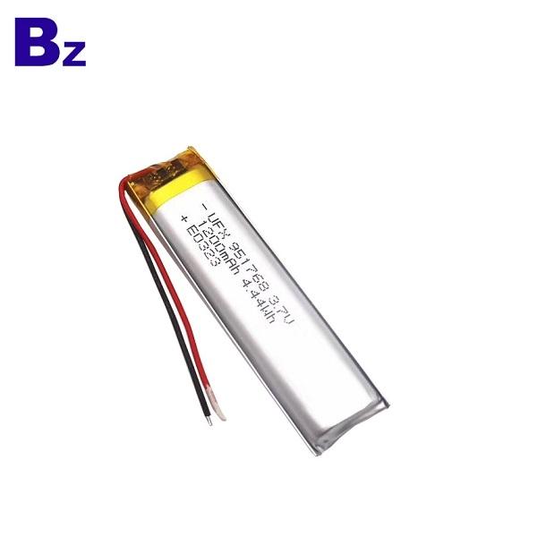 定制用於嬰兒監護儀的Lipo電池