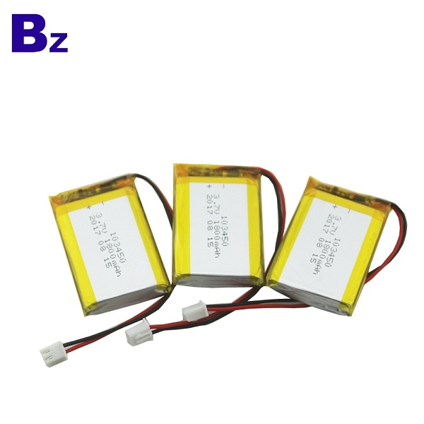 103450 1800mah 3.7V 鋰電池