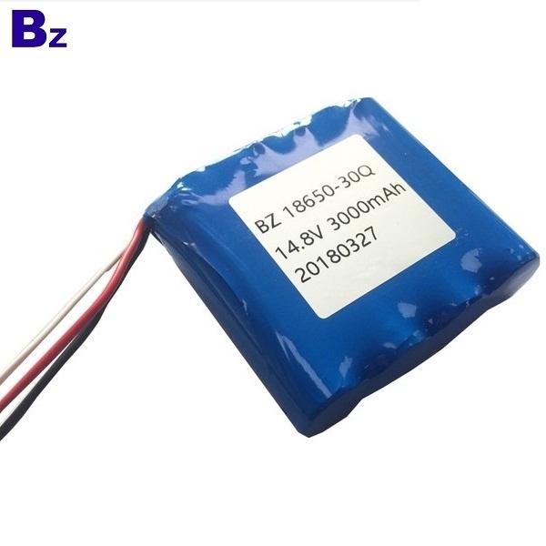 18650 4S 3000mah 14.8V 鋰離子電池