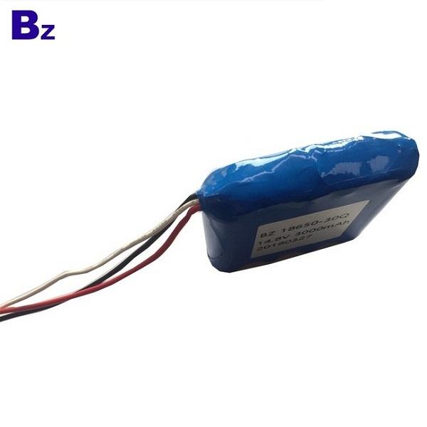 18650 3000mah 14.8V 鋰離子電池
