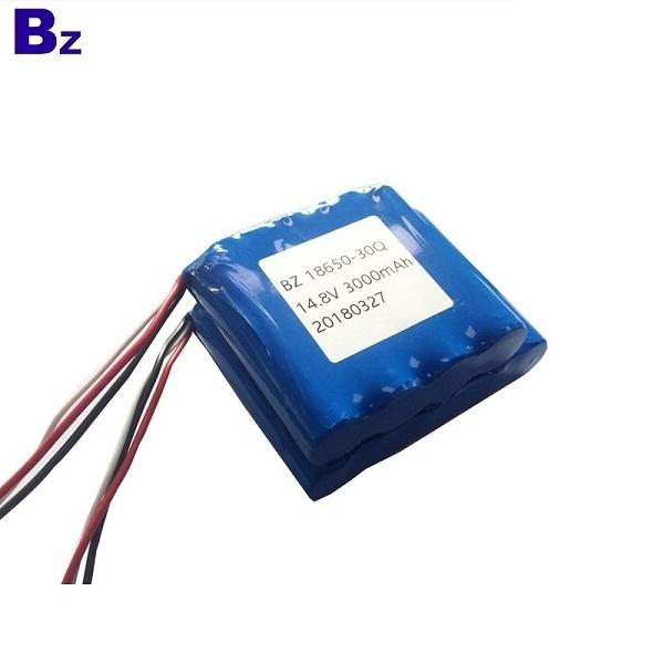 18650-30Q-4S 3000mah 15A放電14.8V 鋰離子電池