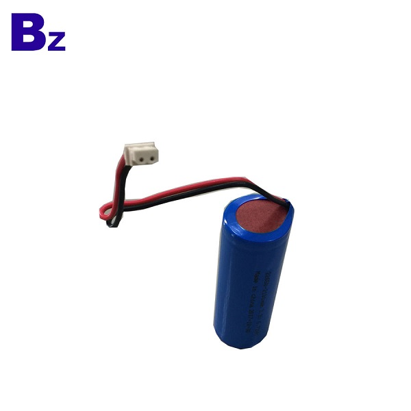 2100mAh 磷酸鐵鋰電池