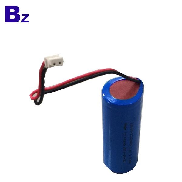 22650 磷酸鐵鋰電池