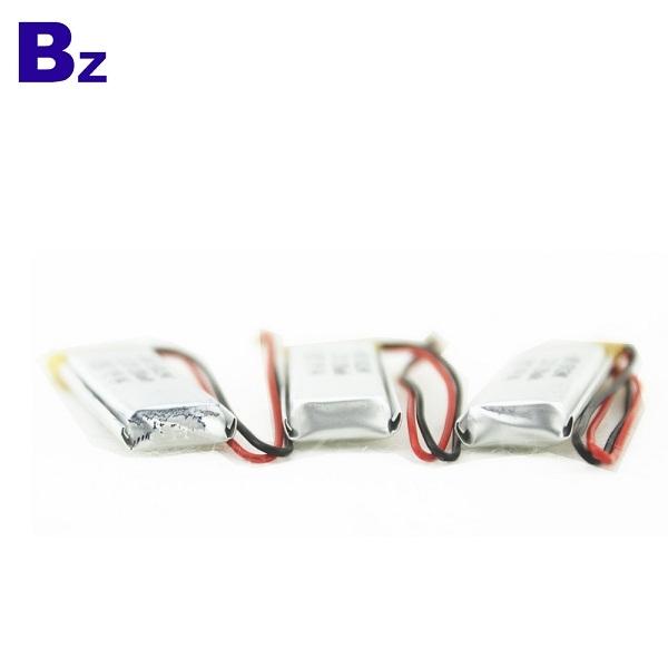 200mAh 3.7V 可充電鋰聚合物電池