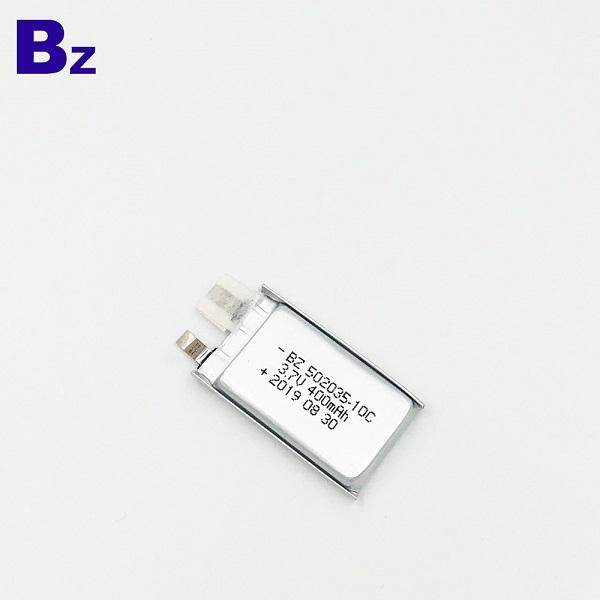 400mAh最佳品質鋰聚合物電池