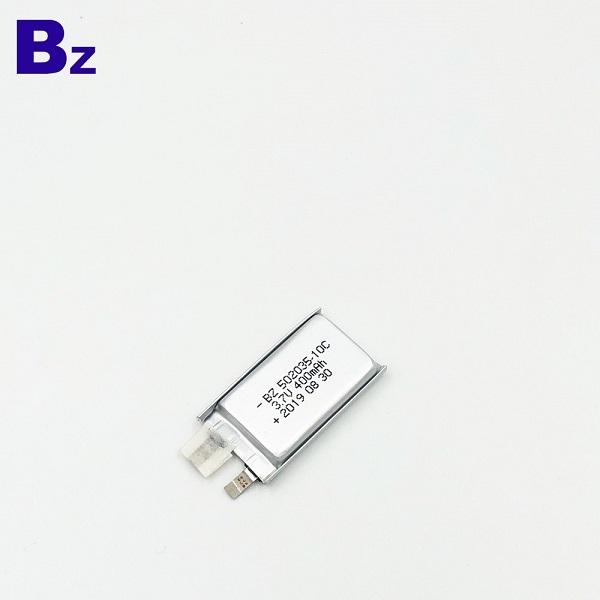用於電子煙的400mAh電池