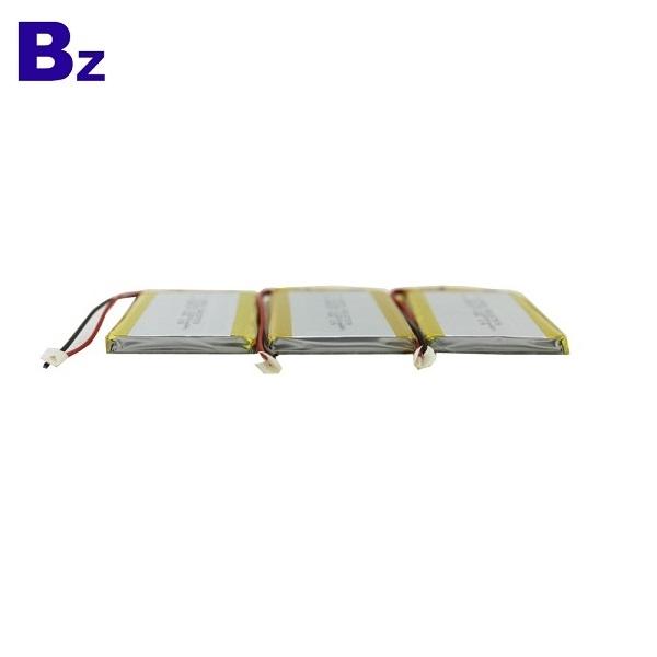 1200mAh 3.7V 可充電LiPo電池