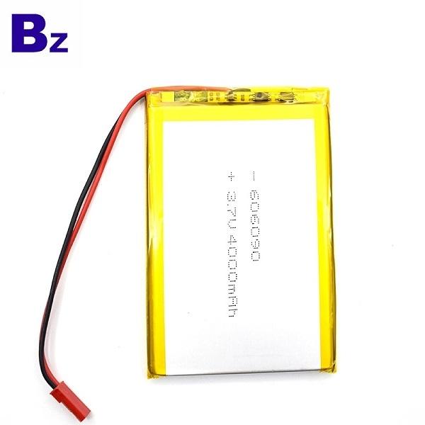 用於水質測試儀的4000mAh電池