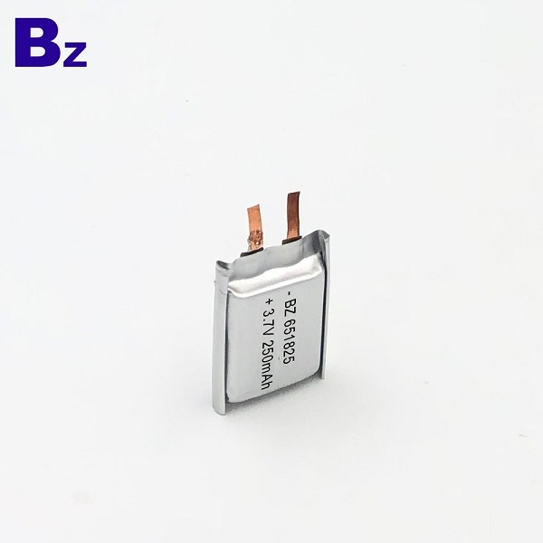 250mAh 3.7V Lipo電池