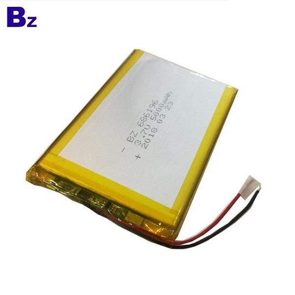 5000mah 3.7V 鋰聚合物電池