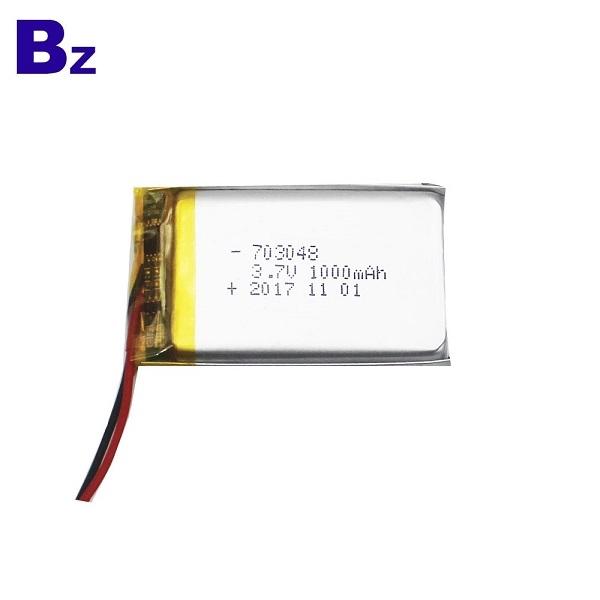 Lipo電池UL認證