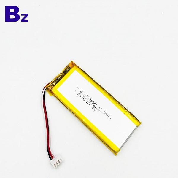 用於電子美容產品的3200mAh電池