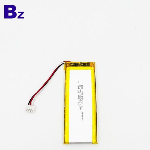 用於電子美容產品的3.7V電池