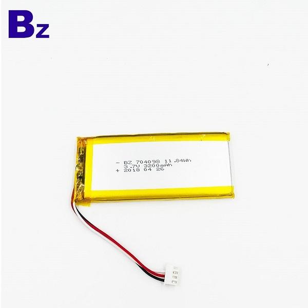 用於電子美容產品的電池