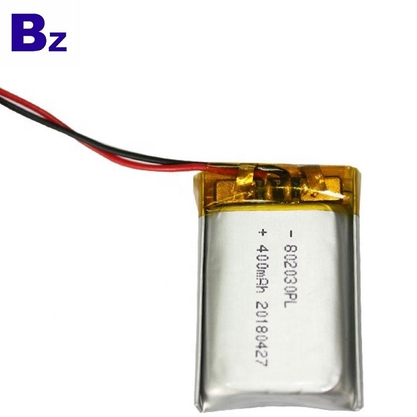 用於LED自行車燈的400mAh電池