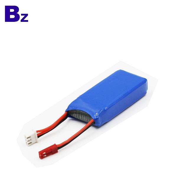 7.4V 30C 可充電 LiPo 電池組