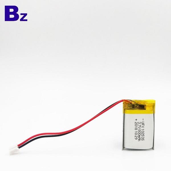 定制800mAh 3.7V鋰電池