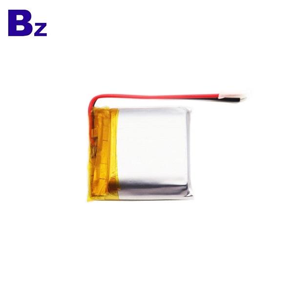 直銷3.7V鋰聚合物電池