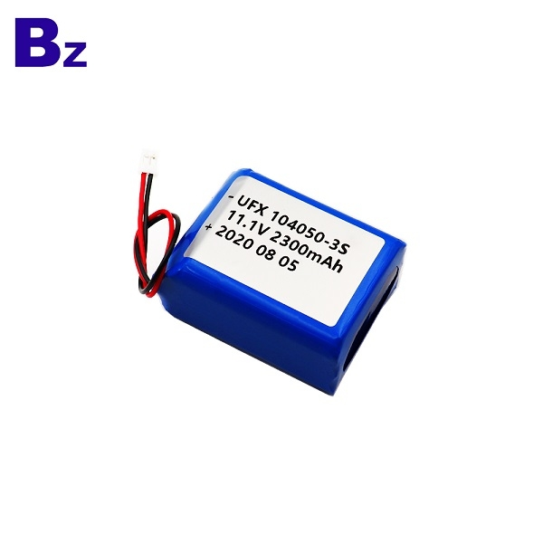 104050-3S 2300mAh 11.1V鋰聚合物電池