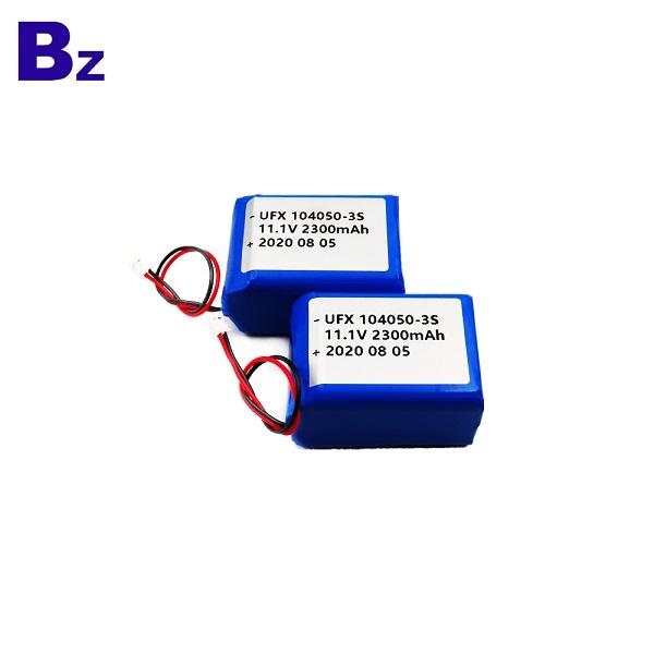 深圳熱銷2300mAh鋰離子電池