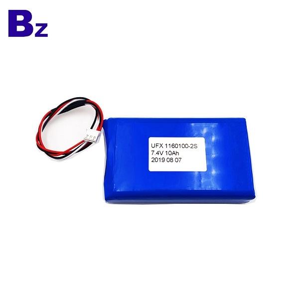 1160100-2S 10000mAh 7.4V鋰聚合物電池