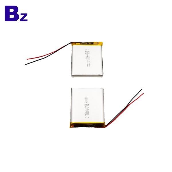 116068 6500mAh 3.7V鋰聚合物電池